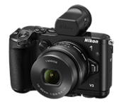 Official: 18MP Nikon 1 V3 with 20fps continuous AF