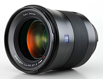 Zeiss 55mm f/1.4 Distagon T*
