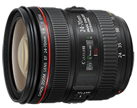 Canon 24-70mm f/4 L IS USM Lens for $799 shipped