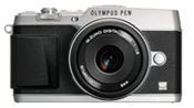 Official: 16MP Olympus PEN E-P5 Wi-Fi announced!