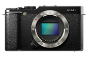 Official: Fujifilm X-M1 and XC 16-50mm OIS lens