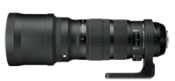 The Sigma 120-300mm f/2.8 OS and USB Dock delayed