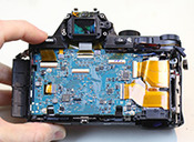 The A7R teardown by Roger Cicala