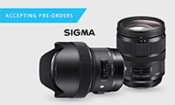 Preorder: Sigma 14mm f/1.8 & 24-70mm f/2.8 Art lenses