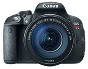 New Canon EOS Rebel SL1 now in stock!