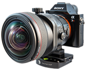 Review: Sony A7R teams up with Canon glass