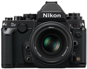 Official: Nikon Df DSLR camera announced