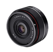 Samyang announced: AF 35mm f/2.8 FE lens
