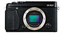 Fujifilm announces X-E2