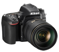 Nikon D750 with 24-120mm Lens Kit for $600 OFF