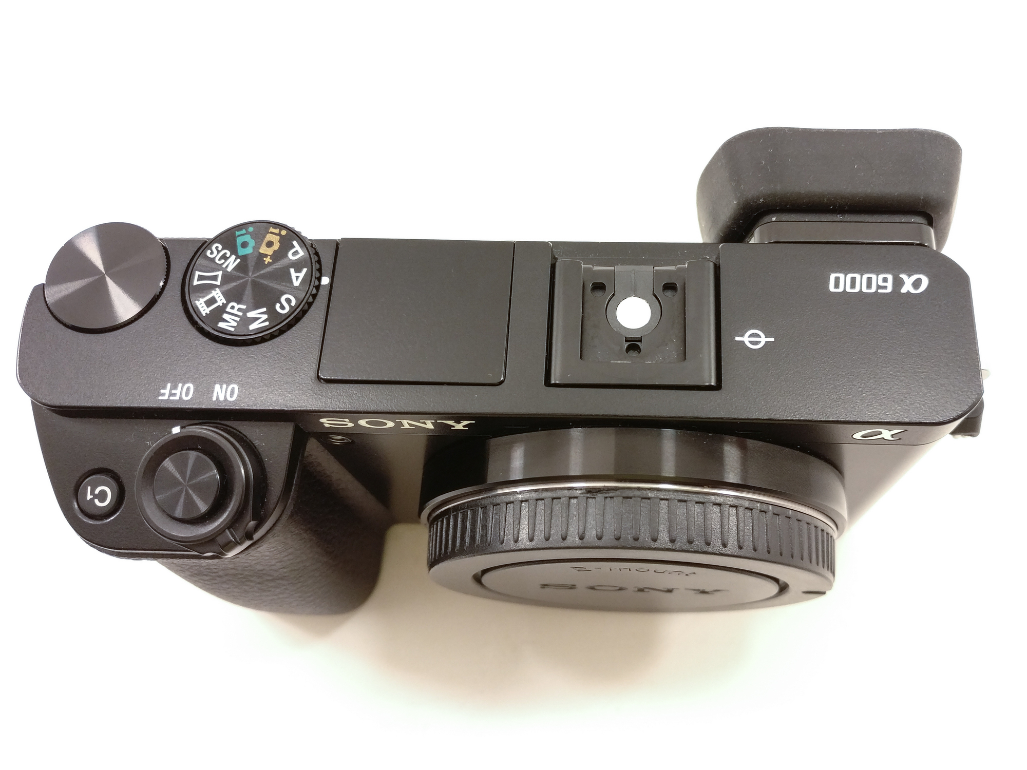 sony a6000 how to connect to phone