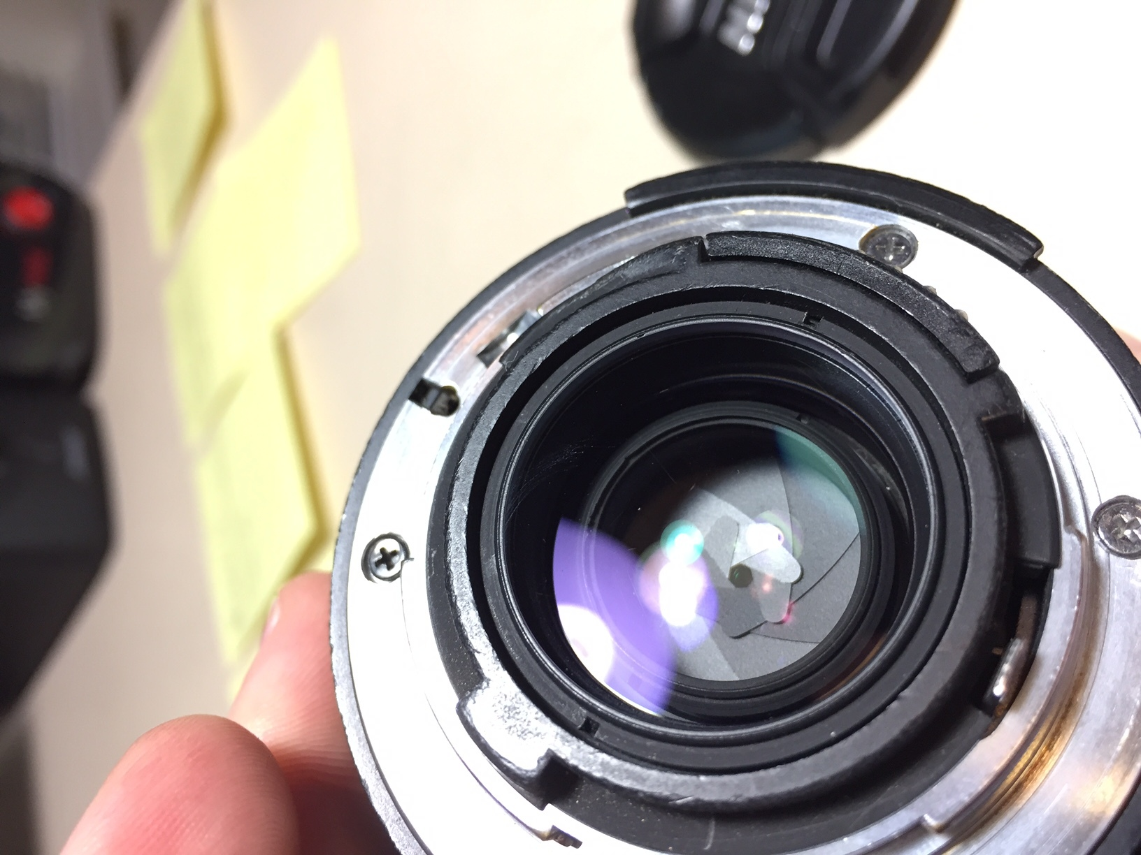 Focus Ring Is A Little Loose