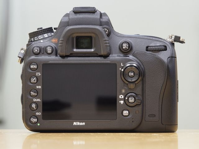 how to see the shutter count in nikon d620