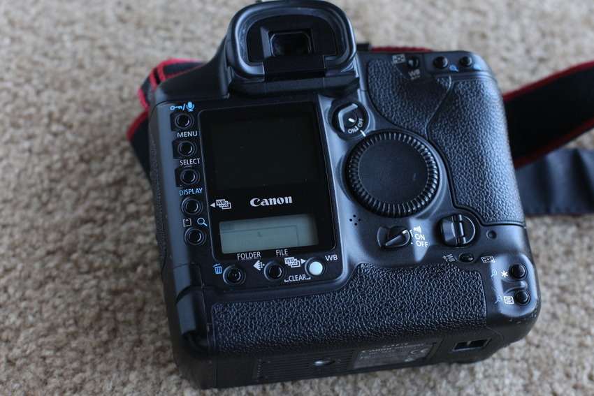 canon 1d mark ii manual
