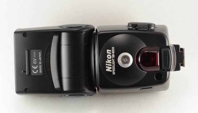how to find nikon flash condition