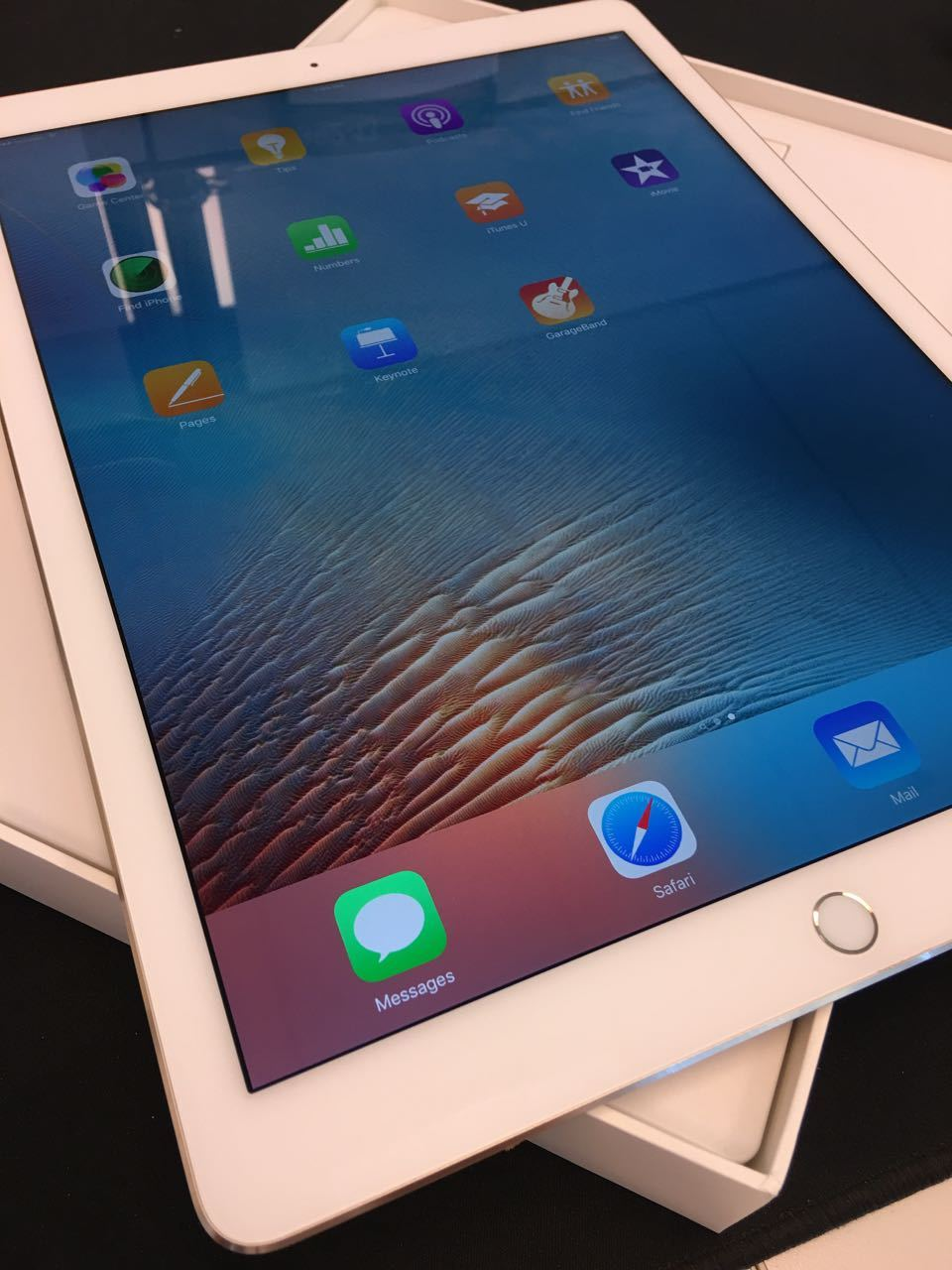 sold 795 ipad pro lte 128gb gold new fm forums. Black Bedroom Furniture Sets. Home Design Ideas