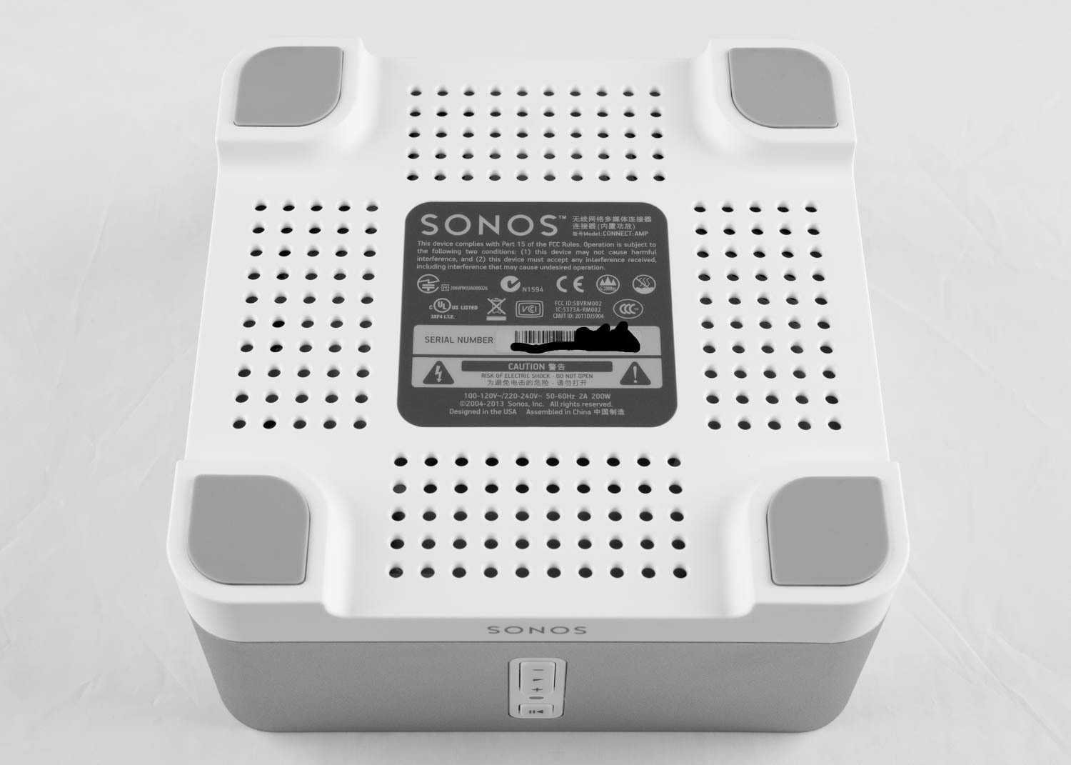 sonos play 3 instructions