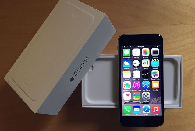 sold iphone 6 unlocked 128gb space gray fm forums. Black Bedroom Furniture Sets. Home Design Ideas