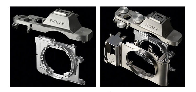 Official  Sony A7 And A7r Fullframe Mirrorless