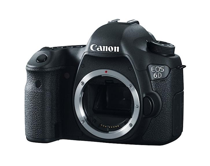canon 6d instruction manual