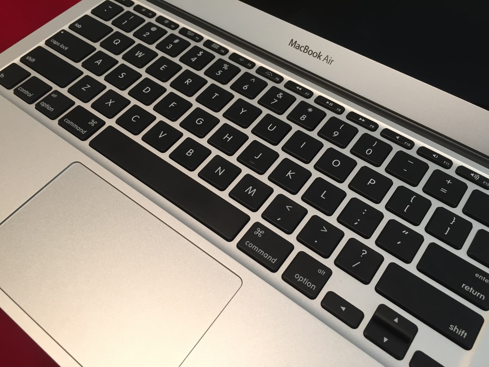 how to use macbook air hhdd externally