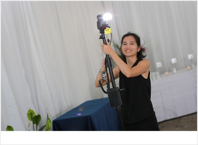 Off Camera Flash And Reception Lighting Question Canon 600EX RTs