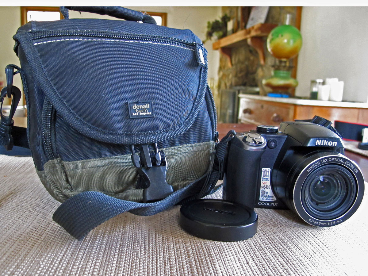 Withdrawn Nikon Coolpix P80 With 18x Vr Lens Amp Case Ex