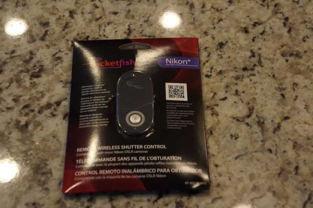promaster remote shutter release instructions