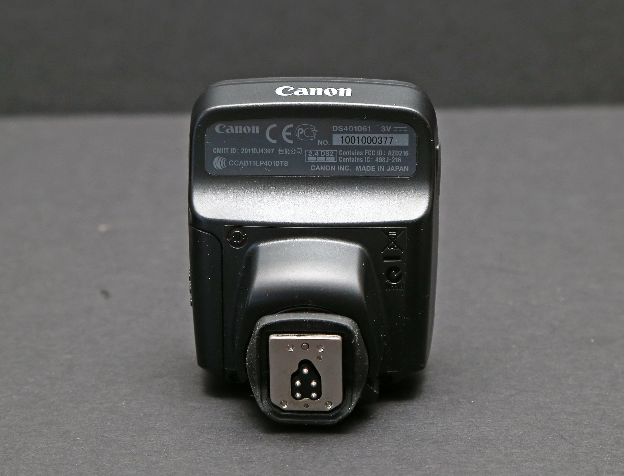 canon speedlite transmitter st e2 manual