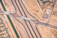 Sky Harbor Approach: Honorable Mention, International Color Awards: Aerial