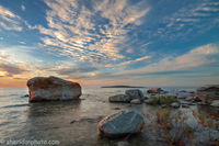 Georgian Bay at Sunset, Awenda P.P.