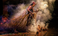 Fire Dance Performance