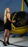 Madilyn helicopter shoot