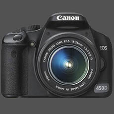 Canon450D