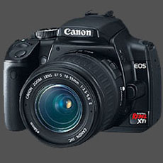 FM Reviews - Canon EOS Rebel XTi (400D)