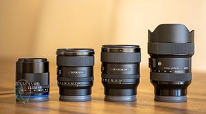 Sony FE 20mm f/1.8 G Versus other lenses