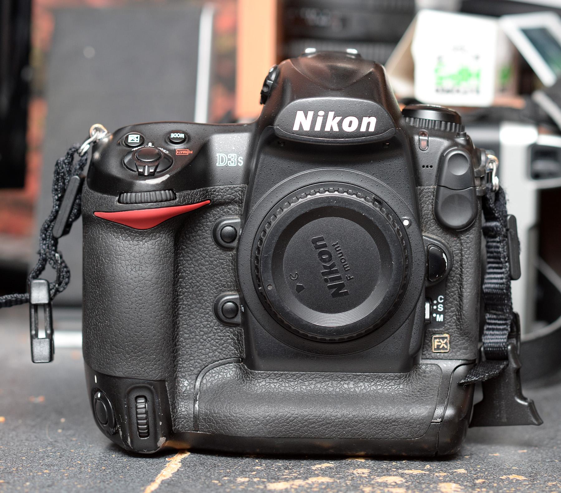 Sold: Nikon D3s $600 - FM Forums
