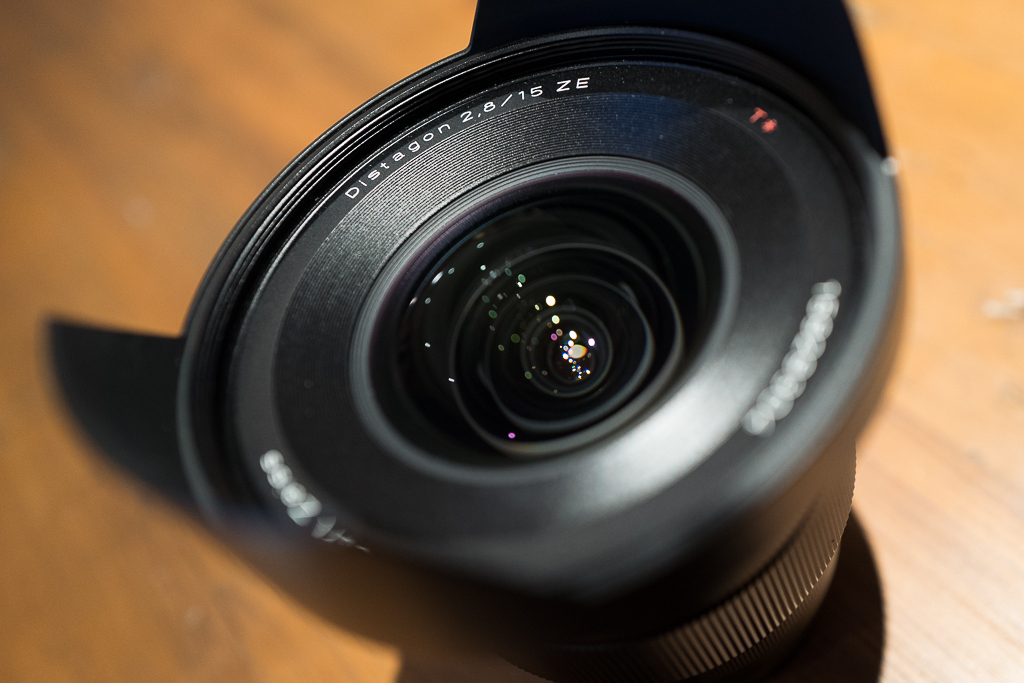 Sold: Zeiss ZE 15mm f/2 8 Distagon T* (Canon) - FM Forums