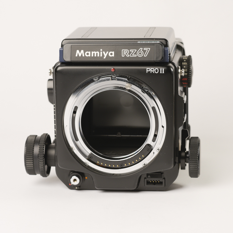Sold: Mamiya RZ Pro II kit  - FM Forums
