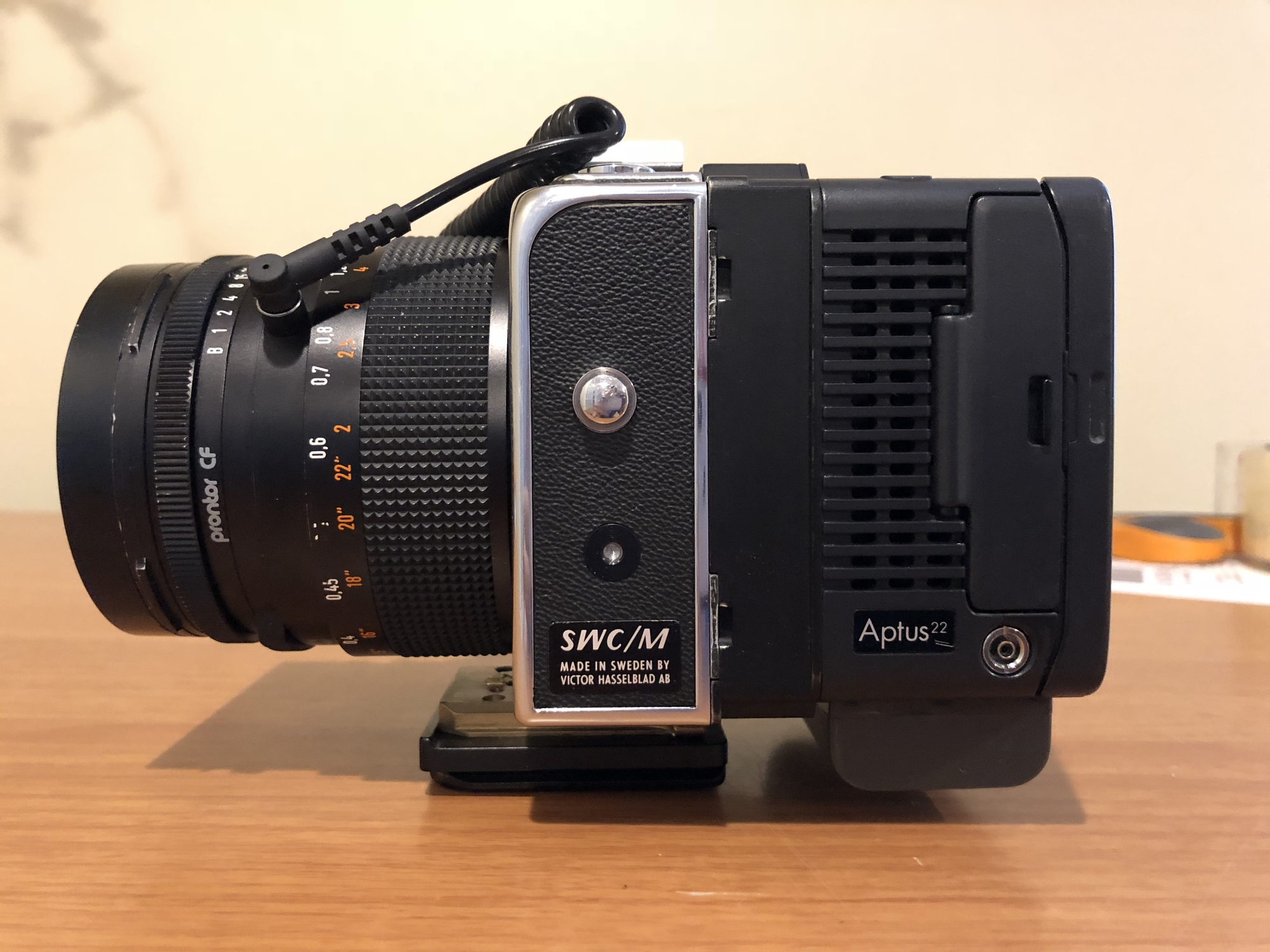 Sold: Hasselblad swc and leaf Aptus 22mp - FM Forums