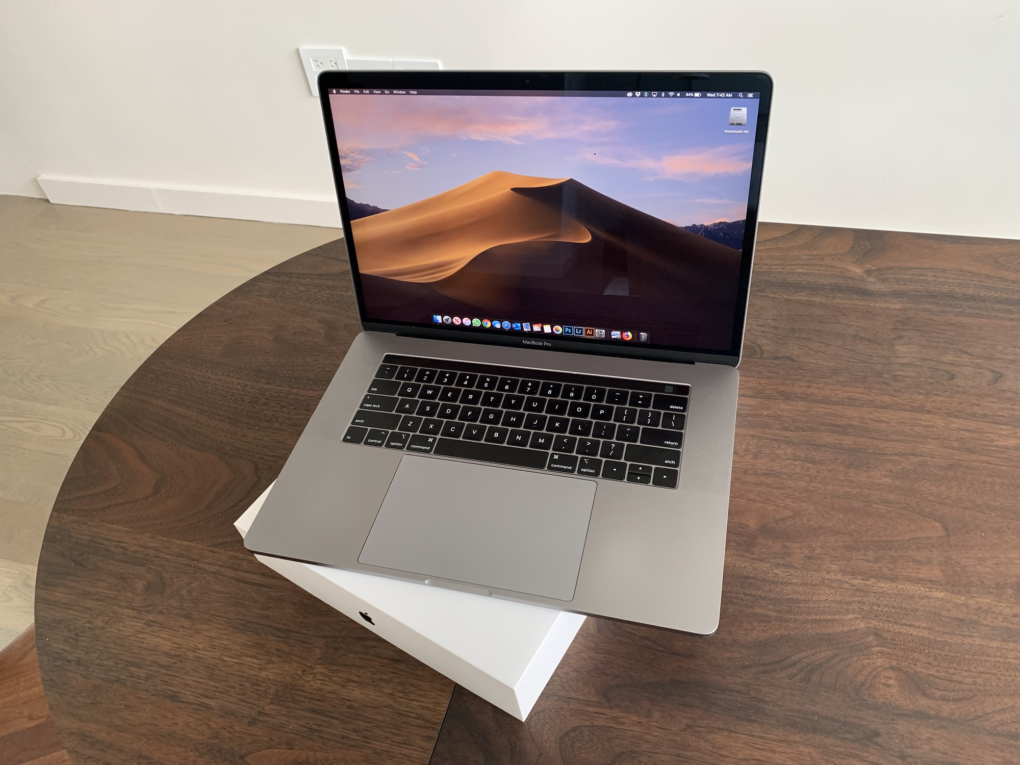 "Sold: MacBook Pro 15"" 2.9Ghz i9, 2TB, 32GB Ram, Fully ..."