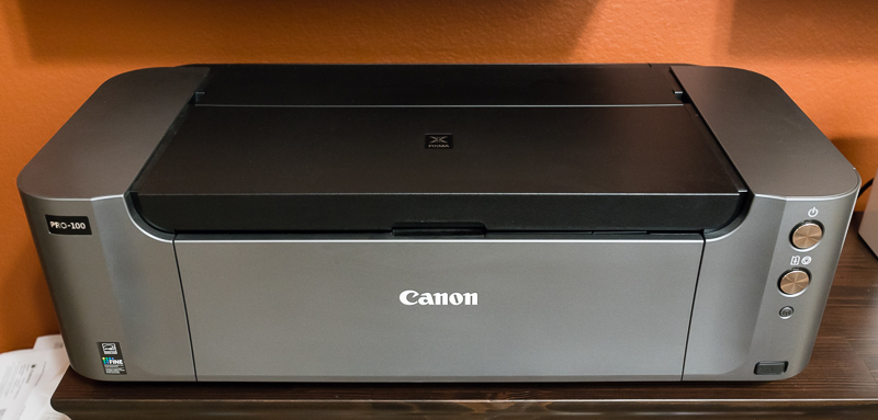 Sold Canon Pixma Pro 100 Wireless 13 X 19 Professional Inkjet