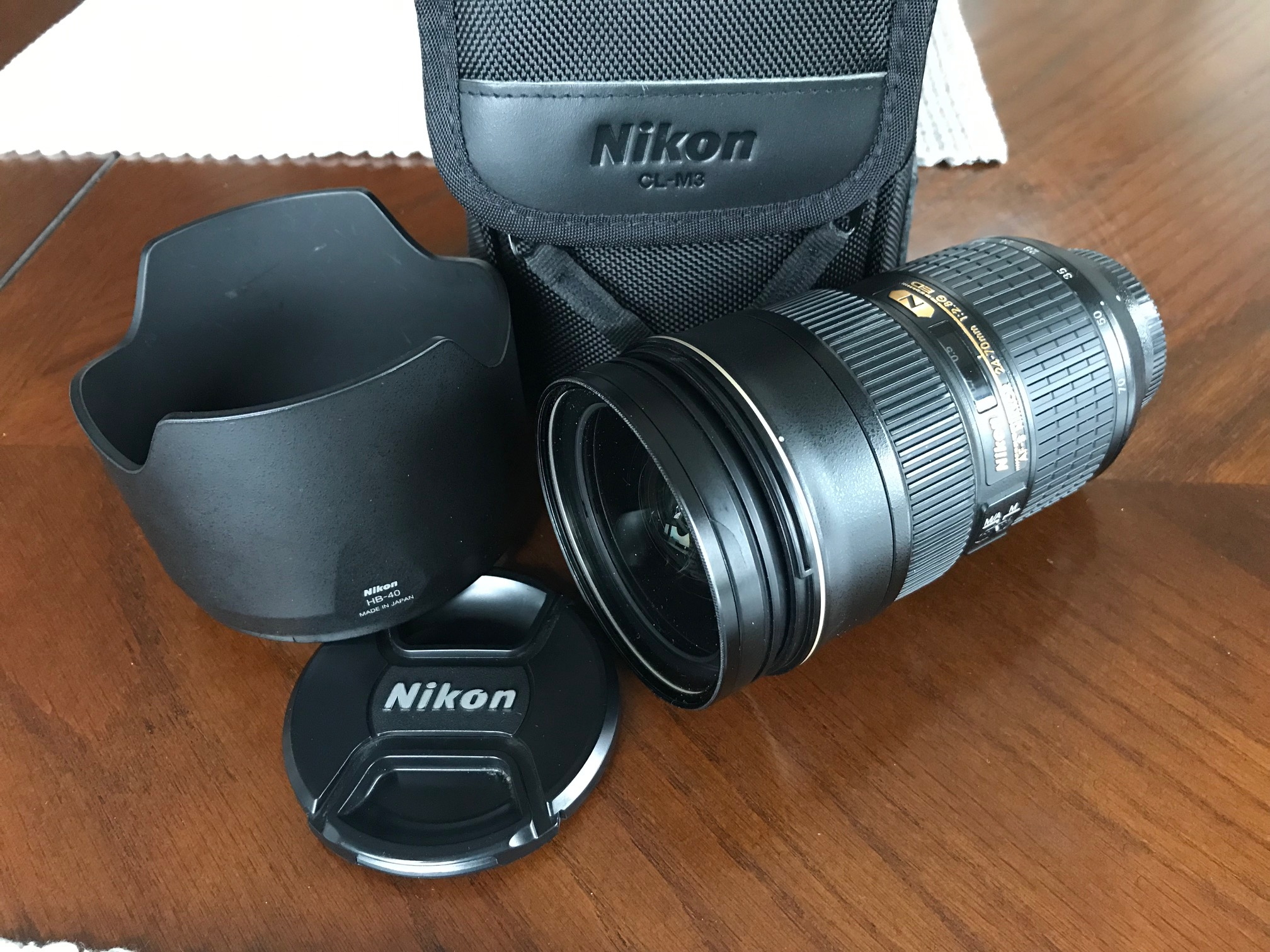 Sold: Nikon Sell Off!! Great Deals! D750 w/MB-D16, D610, 24