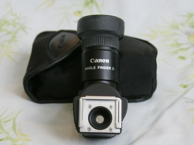Sold Canon Angle Finder C Fm Forums