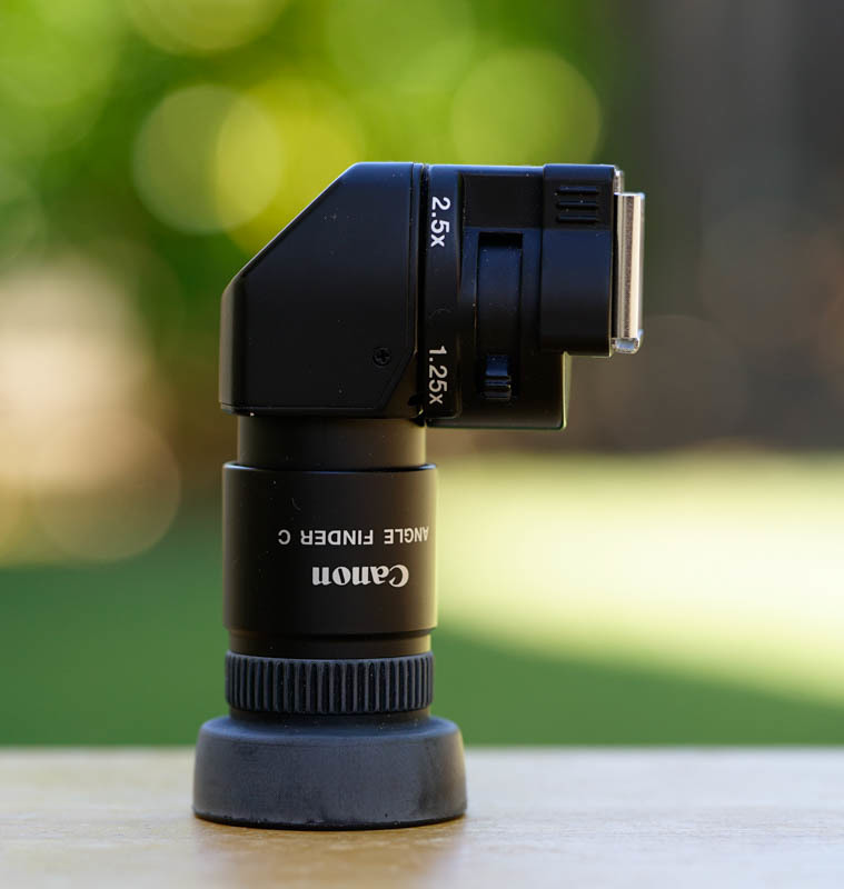 Sold Canon Angle Finder C For Canon And Nikon Cameras Fm Forums