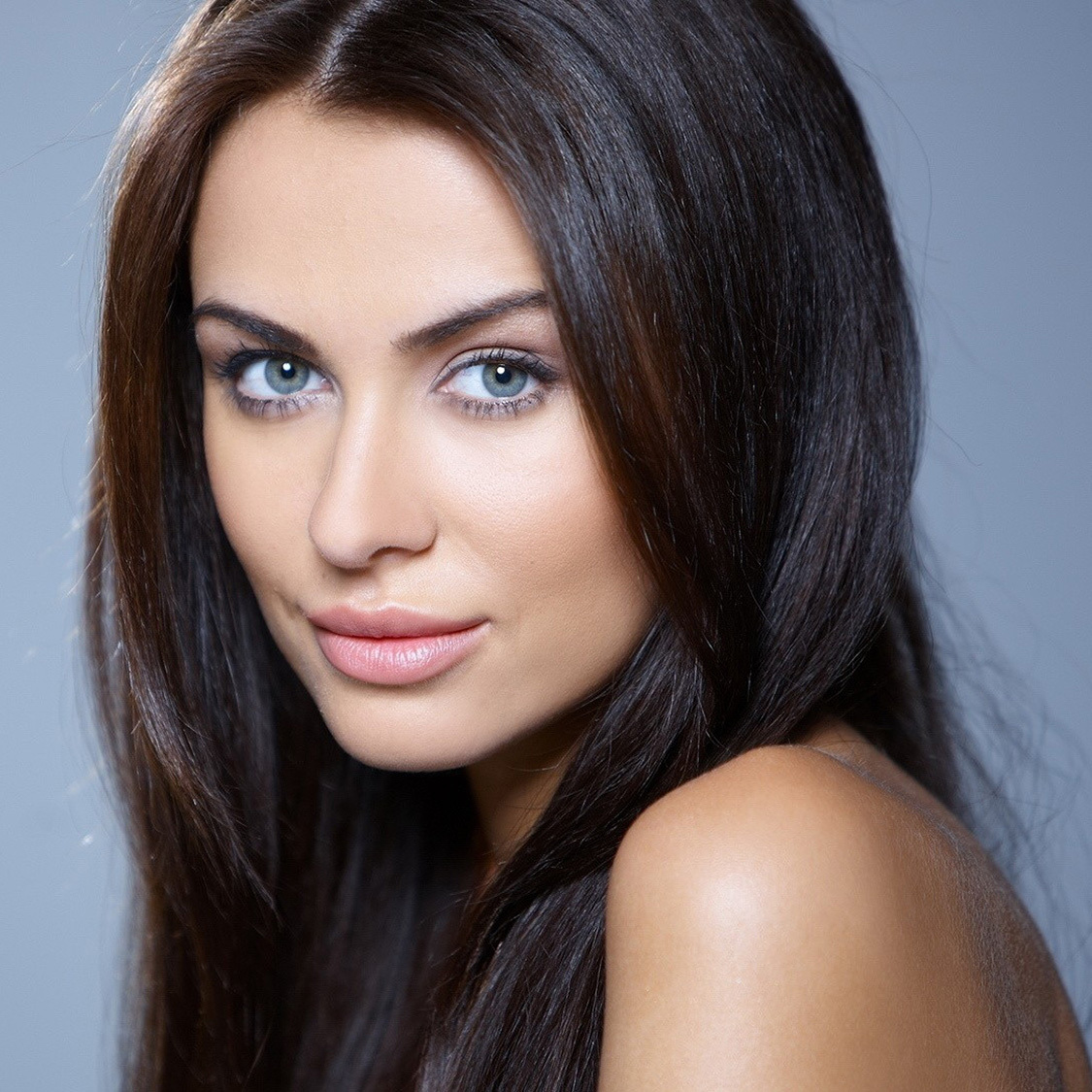 Best Hair Color For Cool Pale Skin And Blue Eyes Cosmetik