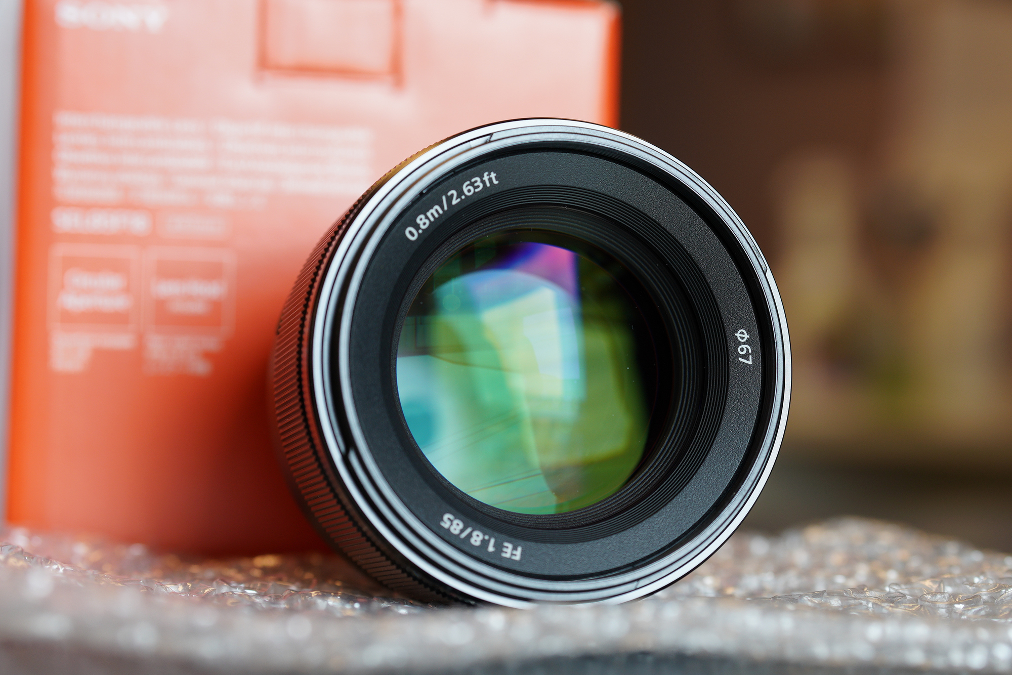 Sold: Sony FE 85mm f/1 8 Lens - FM Forums