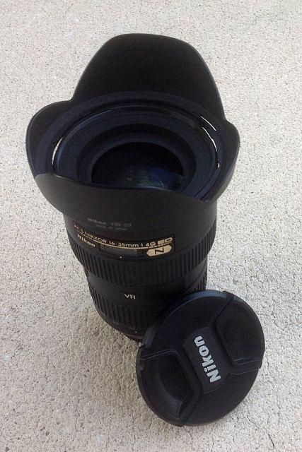FS: Nikon D3 and 16-35 F4 - FM Forums