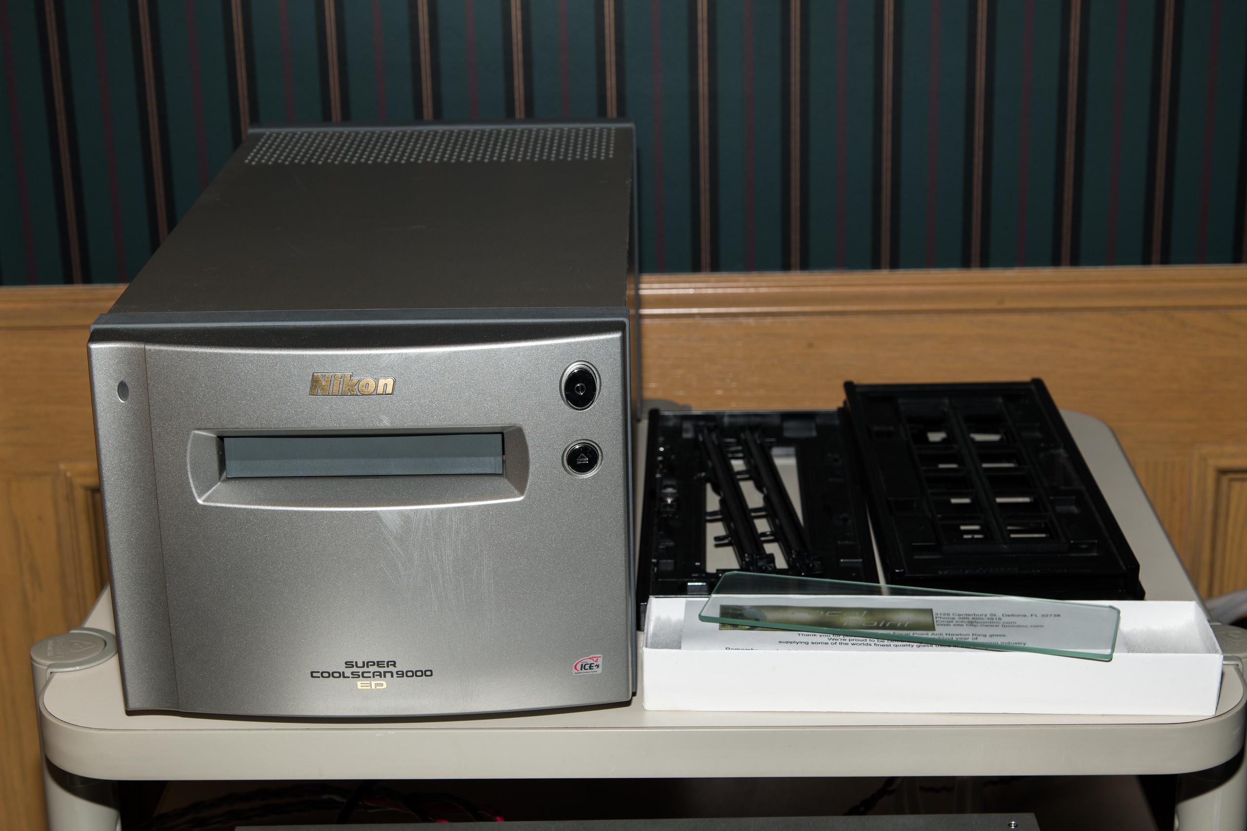 Sold: Nikon Coolscan ED 9000 Film Scanner - FM Forums