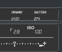 Shutter Count on a Sony a7RII - FM Forums